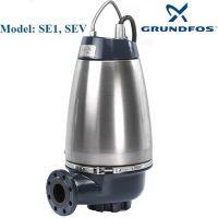 máy bơm chìm Grundfos SE1 SEV